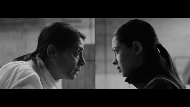 """Cena do curta-metragem """"In Vitro"""", dirigido por Larissa Sansour"""