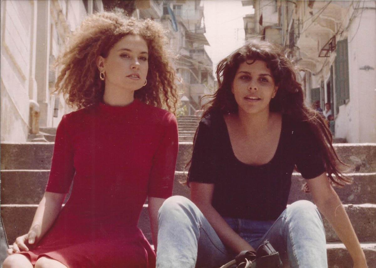 """Cena de """"Era Uma Vez Em Beirute"""", de Jocelyne Saab   2ª Mostra de Cinema Árabe Feminino"""