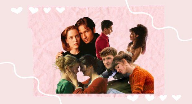Os melhores casais da ficção