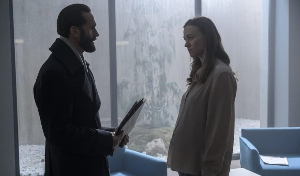 Serena e Fred Waterford em The Handmaid's Tale
