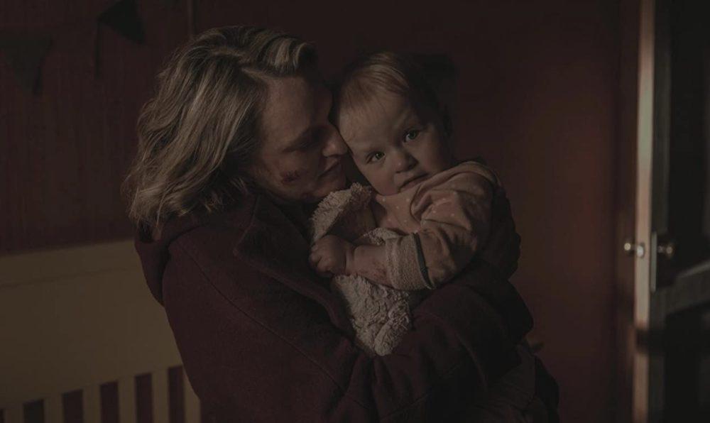 june osborne (Elisabeth Moss) na season finale
