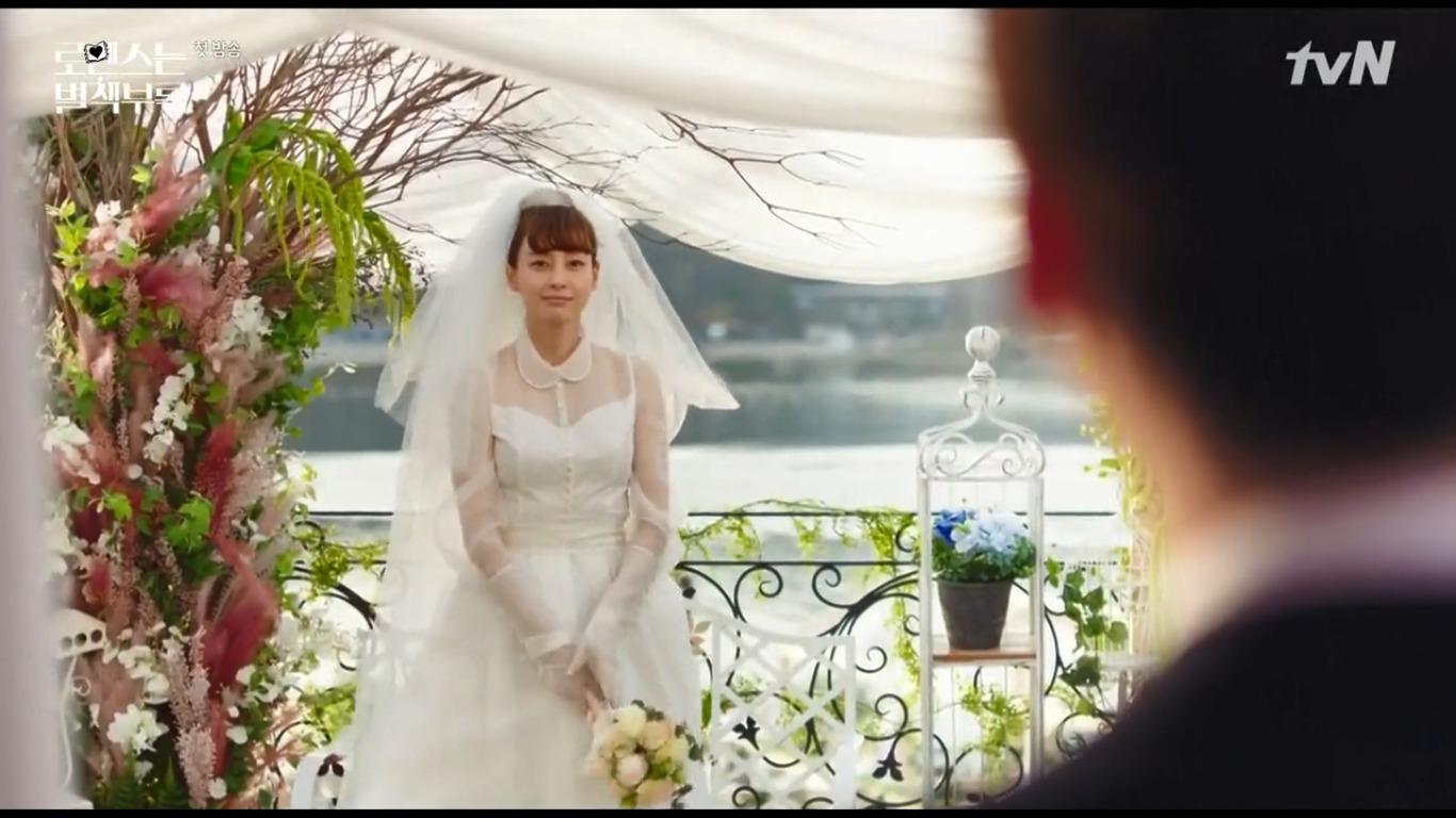 "Kang Dan-i (Lee Na-young) em ""Romance is a bonus book"""