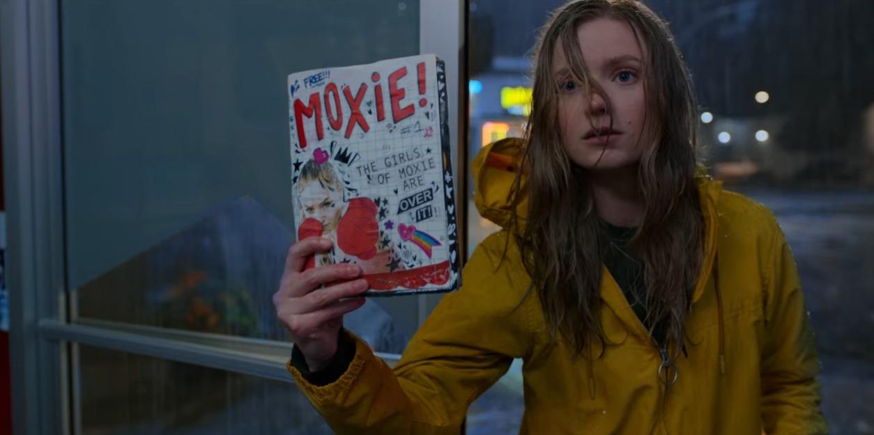 Moxie: quando garotas vão à luta (2021)