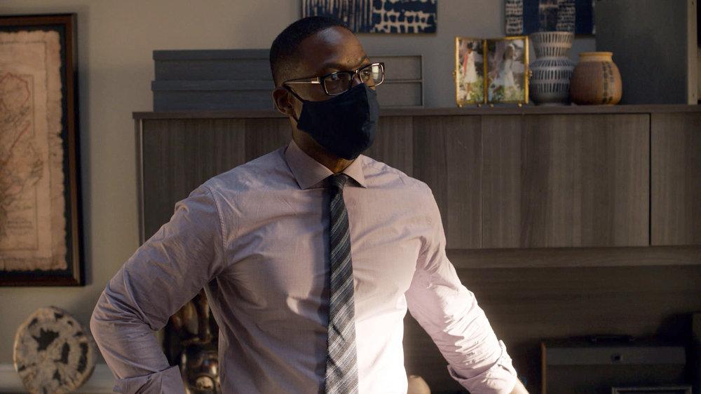 Randall (Sterling K. Brown) na quinta temporada