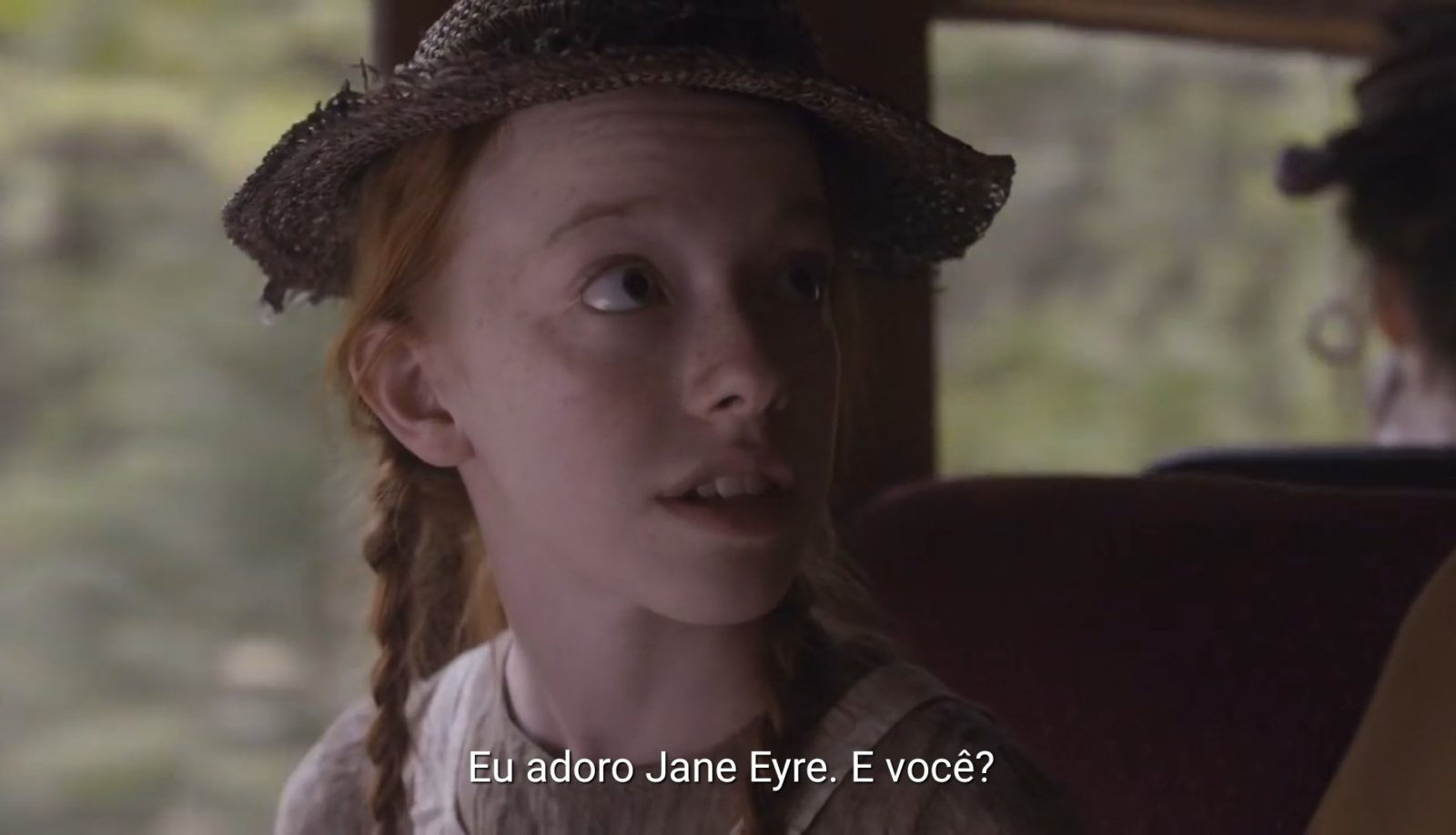 Anne with an E e Jane Eyre