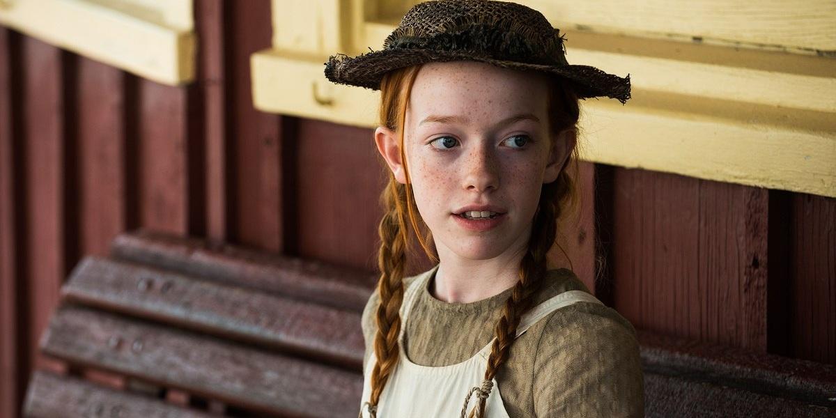 Anne Shirley (Amybeth McNulty)