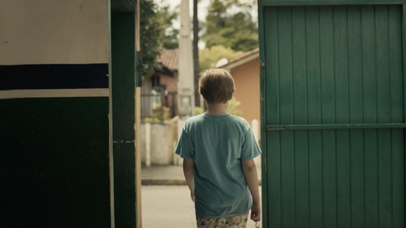 """Cena de """"O caso Evandro"""", série documental"""
