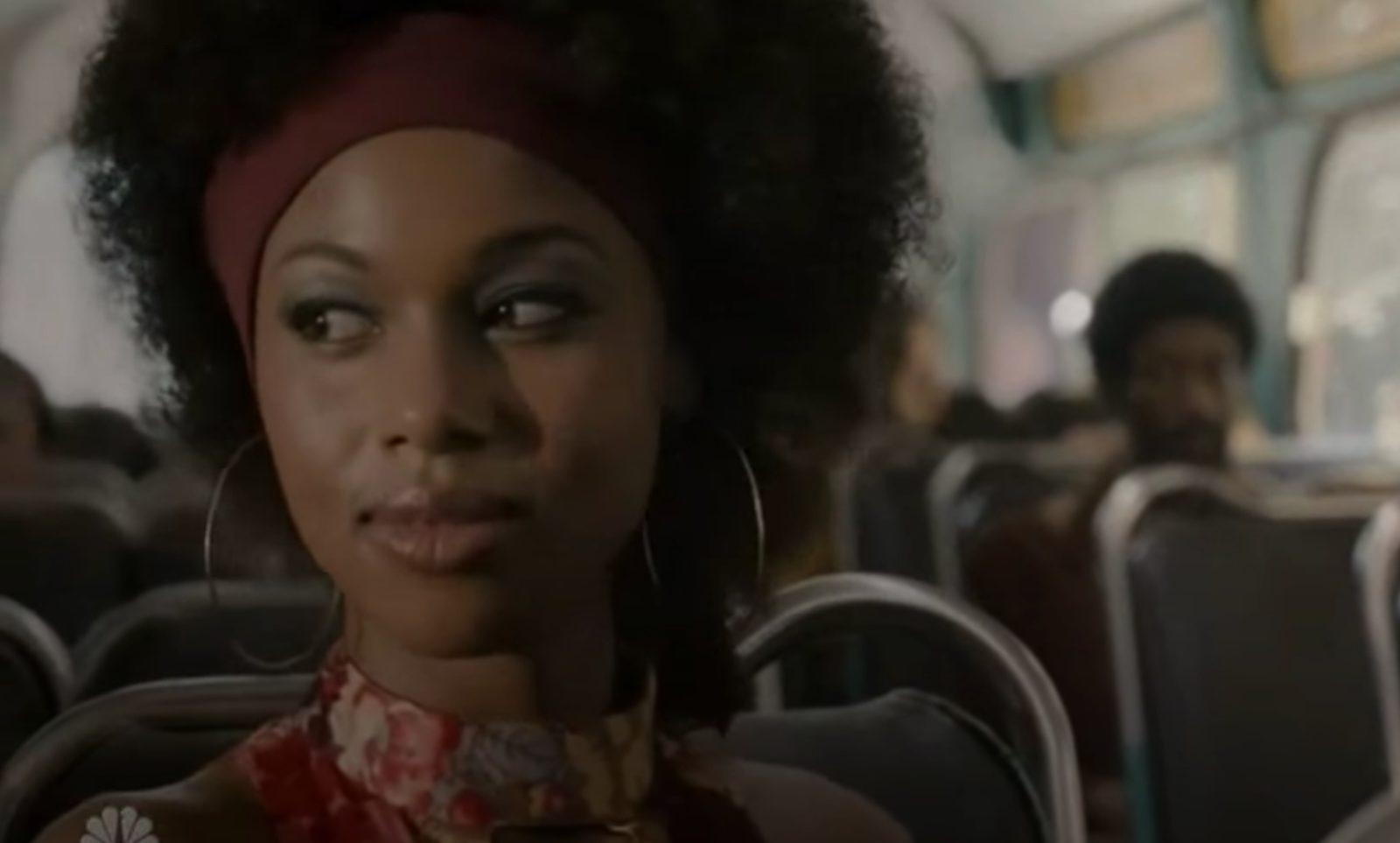 Laurel (Jennifer C. Homes) na quinta temporada de This is Us