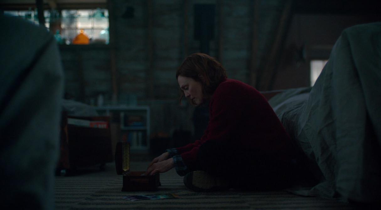 Lisey Landon (Julianne Moore) em Lisey's Story