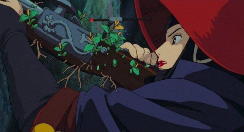 "O ecofeminismo em ""Princesa Mononoke"""