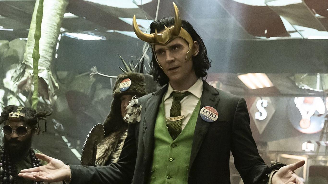 Loki presidente (Tom Hiddleston)