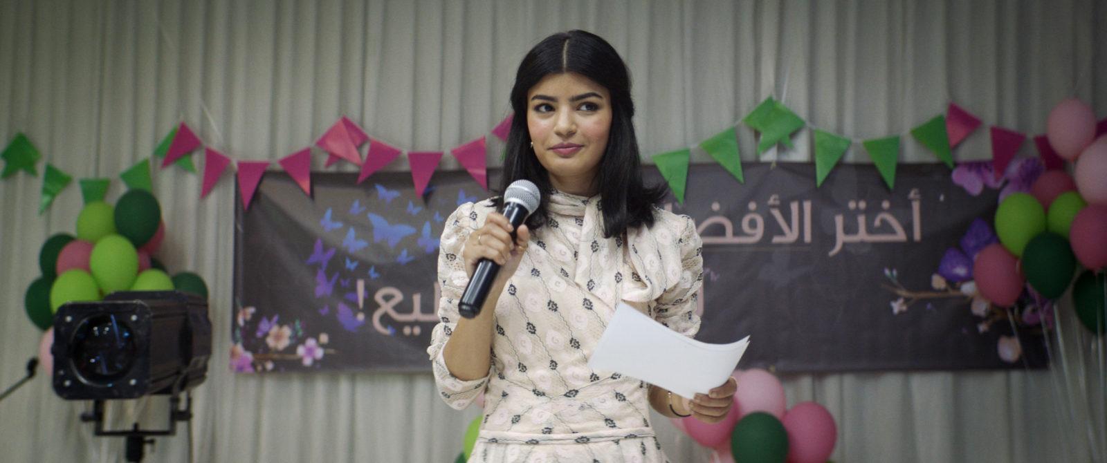 Haifaa Al-Mansour se tornou a primeira mulher a dirigir um filme na Arábia Saudita