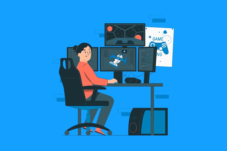 Mulheres e os games: do jogo de bingo aos eSports
