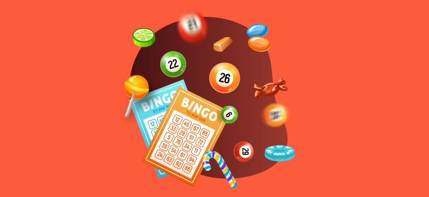 Como jogar Candy Bingo?