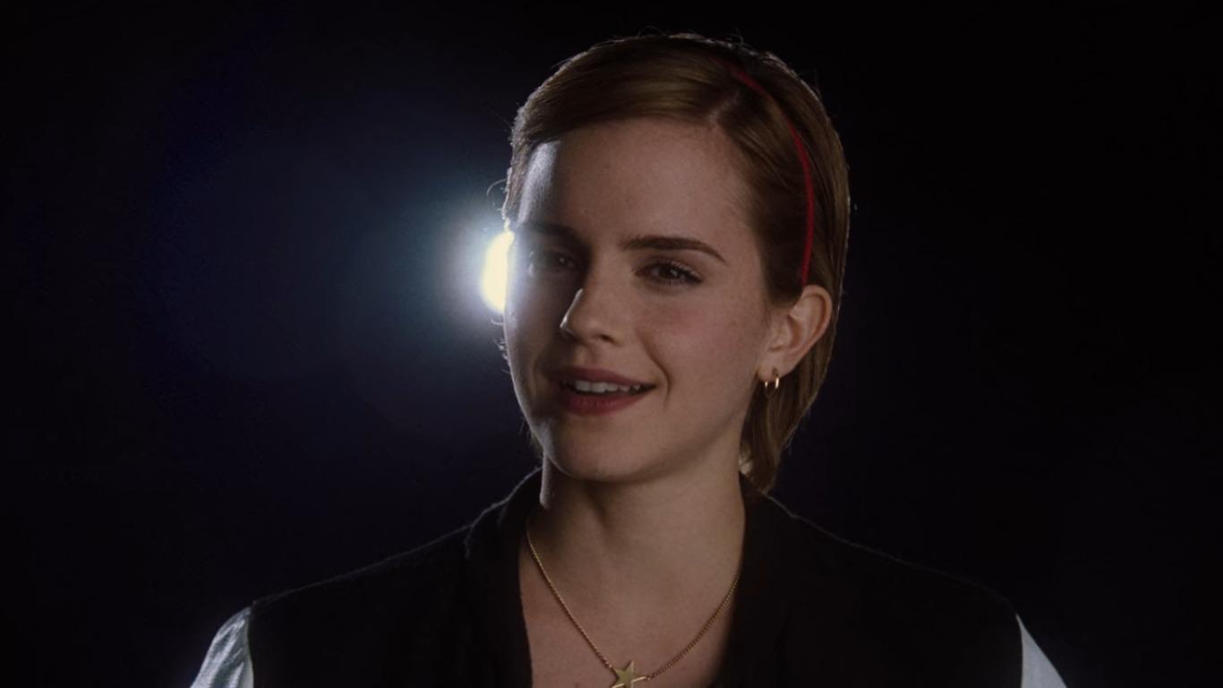 Sam (Emma Watson) em As Vantagens de ser Invisível