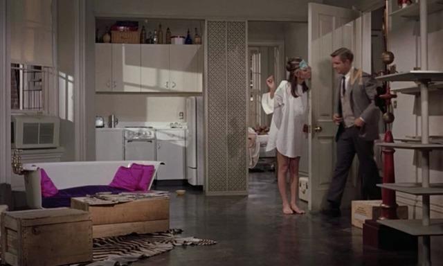 O apartamento de Holly Golightly