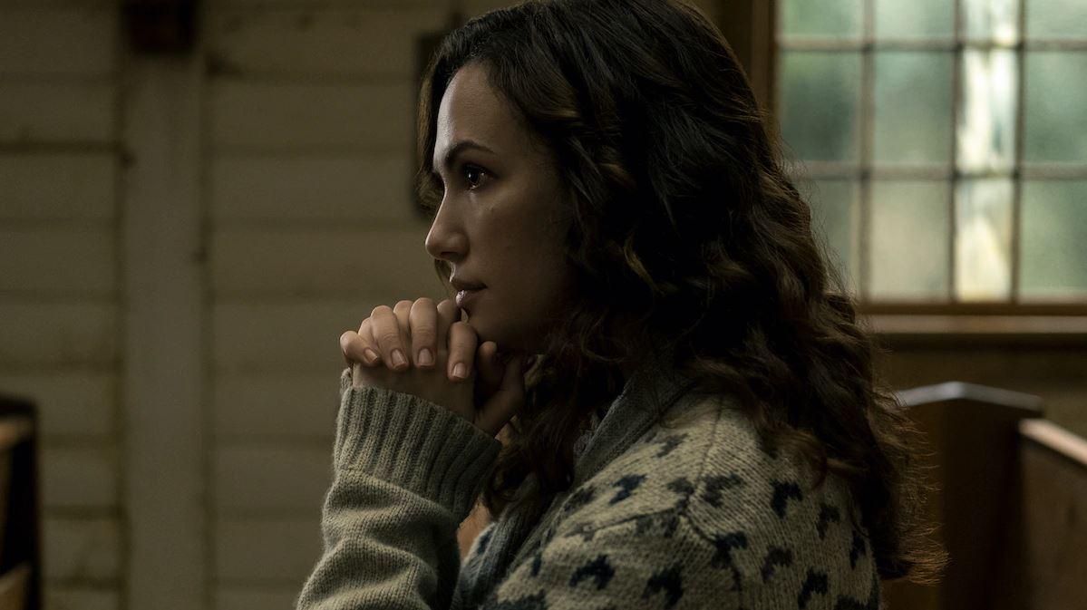 Erin Greene, interpretada por Kate Siegel.